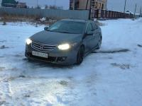Honda Accord 2008 СЕРЫЙ