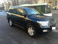 Toyota Land Cruiser 2010 ЧЕРНЫЙ